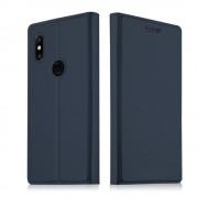 Xiaomi Mi Mix 2S slim flip cover blå Mobil tilbehør