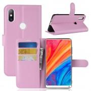 pink Igo flip cover Xiaomi Mi Mix 2S Mobil tilbehør