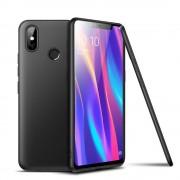 Xiaomi Mi 8 ultra tynd cover 0.6mm sort Mobil tilbehør