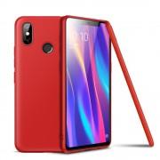 Xiaomi Mi 8 ultra tynd cover 0.6mm rød Mobil tilbehør