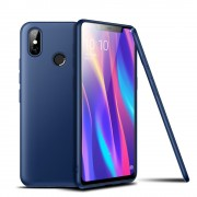 Xiaomi Mi 8 ultra tynd cover 0.6mm blå Mobil tilbehør