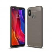 C-style armor cover grå Xiaomi Mi 8 Mobil tilbehør