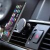 Mobil holder magnetisk itap sølv