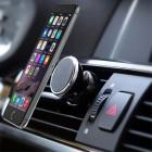 Mobil holder magnetisk itap sølv Mobiltelefon tilbehør