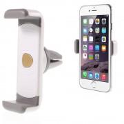 Smartphone holder mini luftkanal hvid, Mobil tilbehør