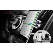 Joyroom magnetisk mobil holder sølv Mobil tilbehør