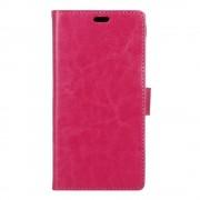 MOTOROLA MOTO G4 PLAY cover med lommer rosa Mobiltelefon tilbehør