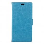 MOTOROLA MOTO G4 PLAY cover med lommer blå Mobiltelefon tilbehør
