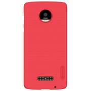 Motorola Moto Z cover m skærm beskyttelsesfilm rød Mobiltelefon tilbehør