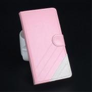Google Pixel XL pink cover bi-color med lommer Mobiltelefon tilbehør Leveso.dk