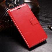 til Google Pixel XL rød pung etui med lommer Mobiltelefon tilbehør