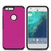 Google Pixel cover Armor all rosa Leveso.dk Mobiltelefon tilbehør