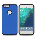 Blå cover til Google Pixel Armor all Mobiltelefon tilbehør