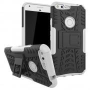 Google Pixel XL hvid bagcover hybrid Mobiltelefon tilbehør