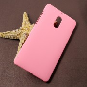 Nokia 6 hard cover rub pink Mobilcovers
