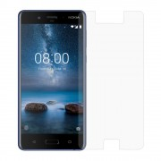 Nokia 8 skærm beskyttelsesglas hærdet Mobil tilbehør