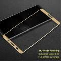 Huawei Mate 10 pro fuld dækkende panserglas guld