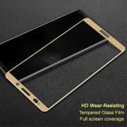 Huawei Mate 10 pro fuld dækkende panserglas guld Mobil tilbehør
