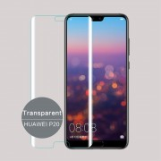 Huawei P20 fuld dækkende panserglas Mobil tilbehør