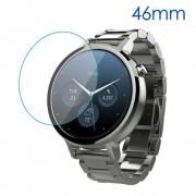 MOTOROLA MOTO 360 (46MM) hærdet skærm beskyttelsesfilm Smartwatch tilbehør