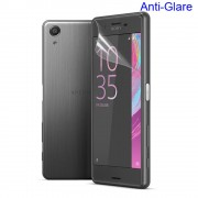 SONY XPERIA X PERFORMANCE mat anti skind beskyttelsesfilm Leveso Mobil tilbehør