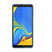 Galaxy A7 2018 hærdet skærm glas Mobil tilbehør