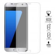 Samsung Galaxy S7 edge buet fuld dækkende panserglas klar Mobil tilbehør