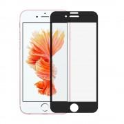 Iphone 7 plus fuld skærm hærdet beskyttelsesfilm sort Mobiltelefon tilbehør