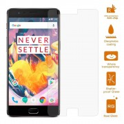 Oneplus 3T hærdet skærm beskyttelsesfilm Mobiltelefon tilbehør