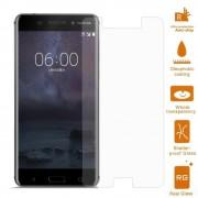 Nokia 6 hærdet skærn beskyttelses glas Mobil tilbehør