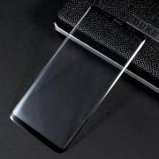Samsung Galaxy S8 fuld skærm beskyttelse panser glas, Samsung mobiltilbehør hos leveso.dk