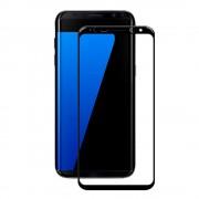 Til Samsung Galaxy S8 Plus sort fuld dækkende beskyttelsesglas, Galaxy S8 plus tilbehør