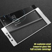 Sony Xperia XA1 hvid fuld dækkende skærm beskyttelse Mobil tilbehør