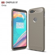 C-style armor cover grå Oneplus 5T Mobilcovers
