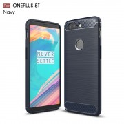 C-style armor cover blå Oneplus 5T Mobilcovers