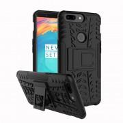 Oneplus 5T håndværker cover sort Mobil tilbehør