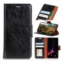 Klassisk læder cover Oneplus 5T sort