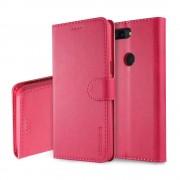 Retro cover rosa Oneplus 5T Mobilcovers