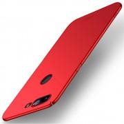 Oneplus 5T ultra slim rød cover Mobil tilbehør