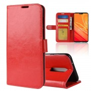Vilo flip cover rød Oneplus 6 Mobil tilbehør