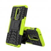 Oneplus 6 Håndværker cover grøn Mobil tilbehør