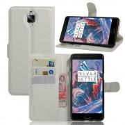 ONEPLUS 3 cover pung  hvid Mobiltelefon tilbehør