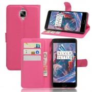 ONEPLUS 3 cover pung  rosa Mobiltelefon tilbehør