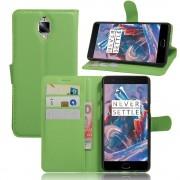 ONEPLUS 3 cover pung grøn Mobiltelefon tilbehør