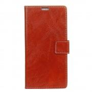 rød Velon etui med lommer Oneplus 6T Mobil tilbehør