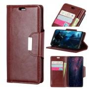 brun Royal wallet etui Oneplus 6T Mobil tilbehør