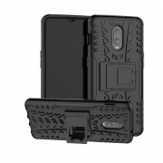 Mark II cover Oneplus 6T sort Mobil tilbehør