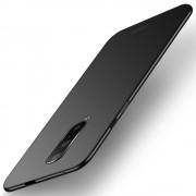 Slim hard case Oneplus 7 Pro sort Mobil tilbehør