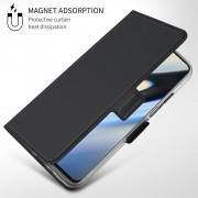 sort S-line slim flip cover Oneplus 7 Pro Mobil tilbehør