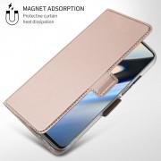 rosaguld S-line slim flip cover Oneplus 7 Pro Mobil tilbehør